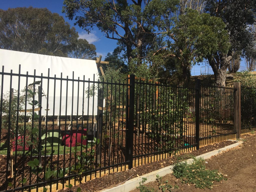 ToughGuard20 commercial fencing projects Highton ELC